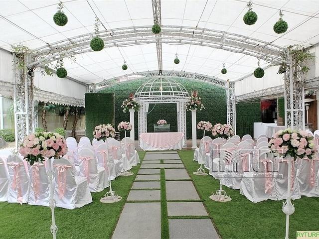 Wedding plaza