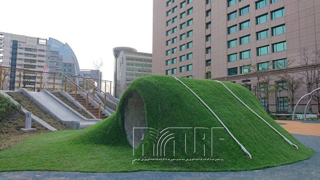 Taipei Neihu Well-known park