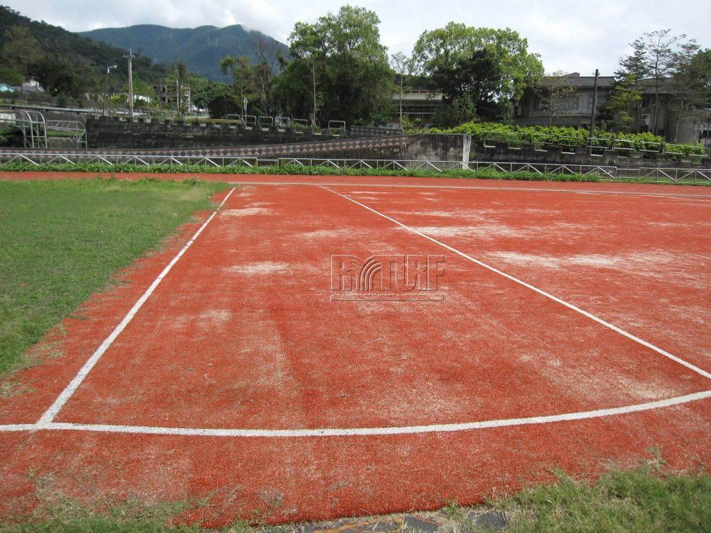 National Yilan Nanao High School Artificial Turf Jumping Field