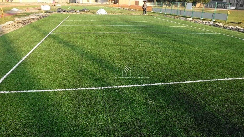 Changhua Beidoujiashang Artificial turf volleyball court