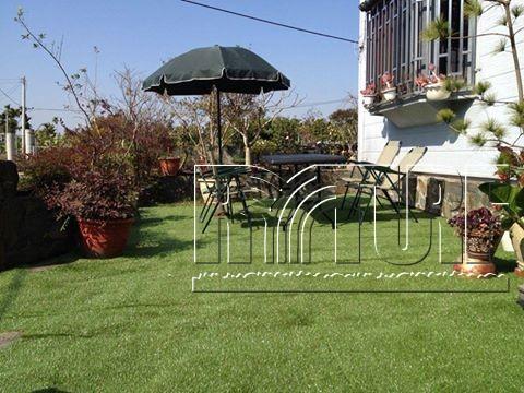 Taiyuan Shigang artificial turf garden landscape