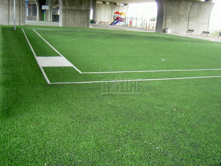 Taichung Shengang Sports Park croquet court